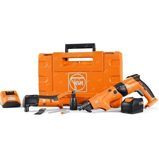 Fein MultiMaster Combo Asct 14 M-Afmm zestaw narzędzi akumulatorowych 71900260000 Fein - 1