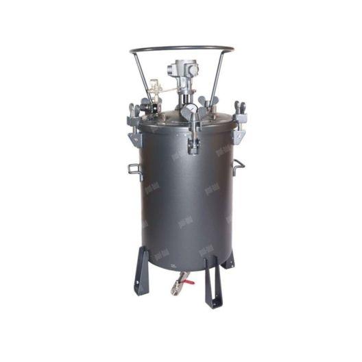 Sumake AT-M FG natryskowy zbiornik ciśnieniowy z mieszadłem ręcznym i dolnym wyjściem Sumake - 1