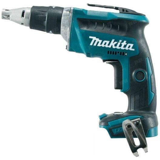 Makita Dfs452 akumulatorowa wkrętarka do płyt g-k Makita - 1