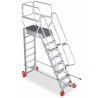 Schody aluminiowe w nieograniczonej liczbie konfiguracji